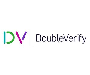 doubleVerify לוגו