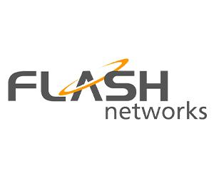 flashNetwork לוגו